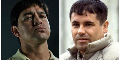 Narcos: México | Actor que interpreta al Chapo Guzmán asistió al juicio del capo