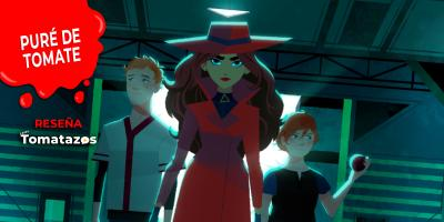 Carmen Sandiego | La ladrona carmesí volvió para robarnos el corazón