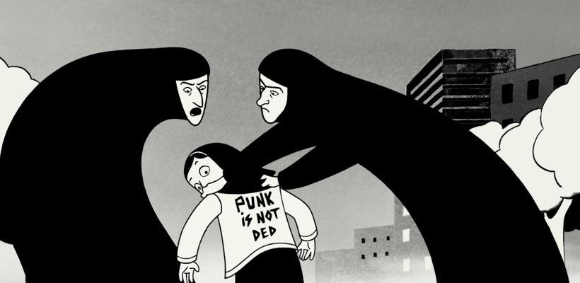 Persépolis, de Marjane Satrapi y Vincent Paronnaud, ¿qué dijo la crítica en su estreno?