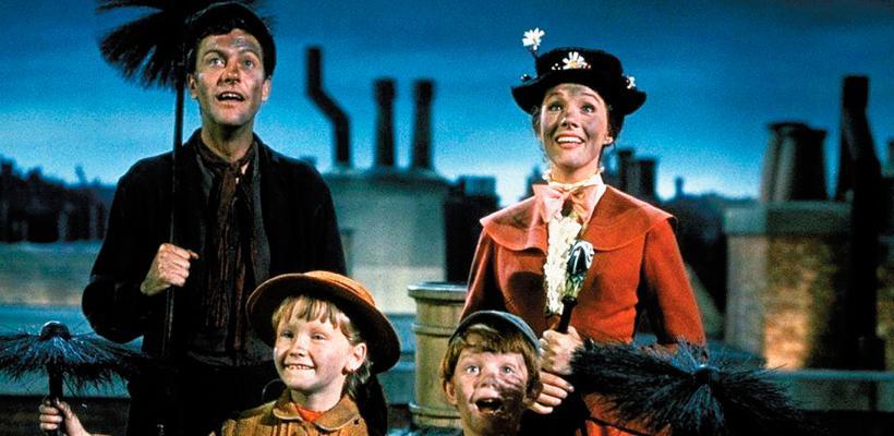 Acusan a Mary Poppins de racista por burlarse de las personas de piel oscura