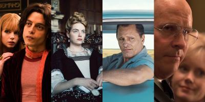 Oscar 2019: las mentiras de las películas basadas en hechos reales nominadas de este año