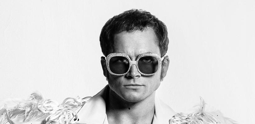 Rocketman, la biopic de Elton John, arrasó en sus proyecciones de prueba