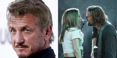 Sean Penn asegura que Nace Una Estrella está siendo menospreciada en la temporada de premios