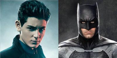 David Mazouz, protagonista de Gotham, está interesado en ser el nuevo Batman en las películas