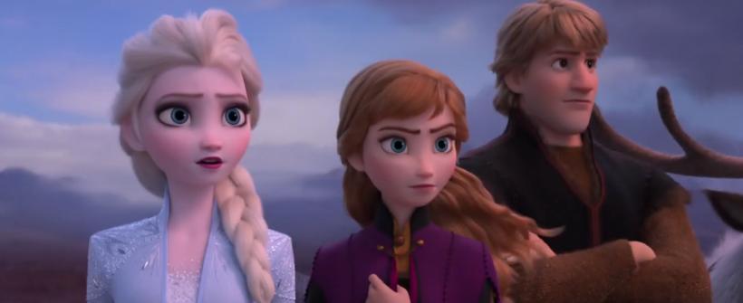 Frozen 2 - Tráiler 1
