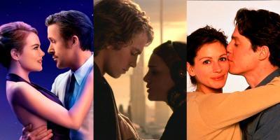 Las mejores y peores películas que representan o falsean el amor verdadero