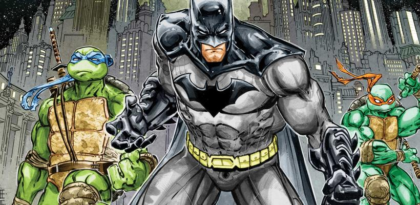 Batman vs. Las Tortugas Ninja | Warner Bros. confirma la película y presenta increíbles imágenes