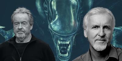 Alien tendrá dos series de televisión desarrolladas por Ridley Scott, ¿y James Cameron?
