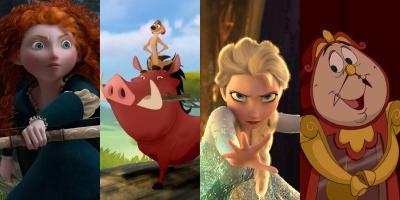 Personajes LGBT ocultos en las películas de Disney