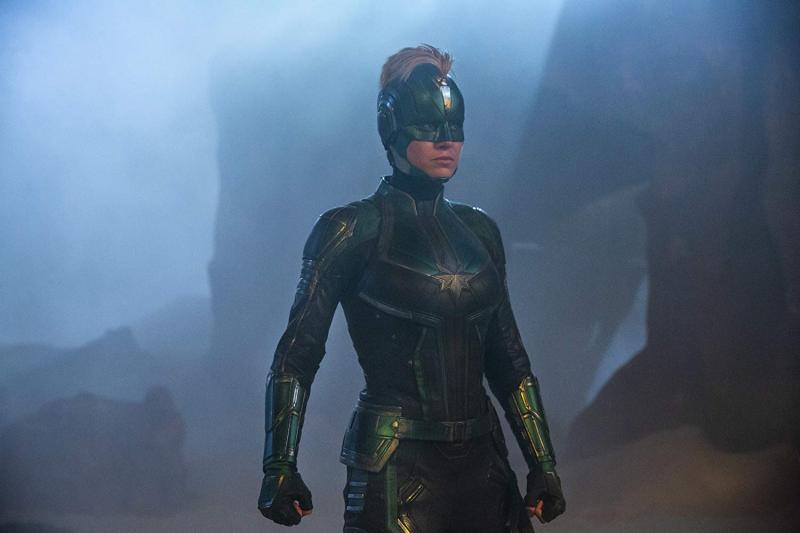 Capitana Marvel (2019)