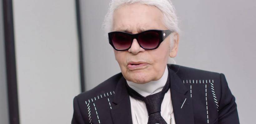 Karl Lagerfeld, el director: sus cortometrajes