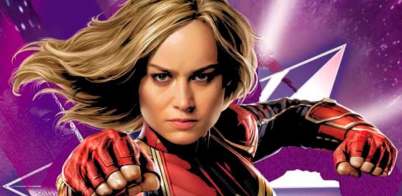 Capitana Marvel: Novela precuela revela cameo de otro personaje de Guardianes de la Galaxia