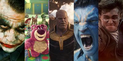 Las películas más taquilleras del siglo XXI