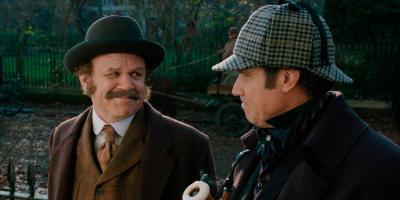 Razzies 2019: Holmes & Watson es la peor película del año