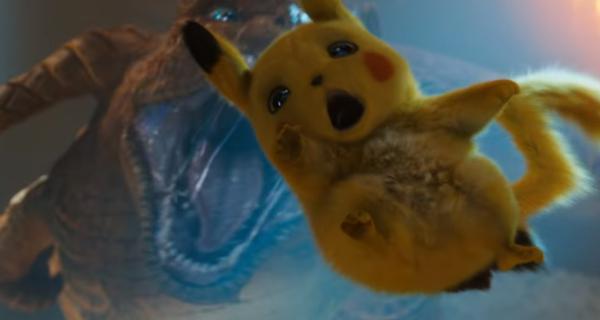 Detective Pikachu - Tráiler  #2
