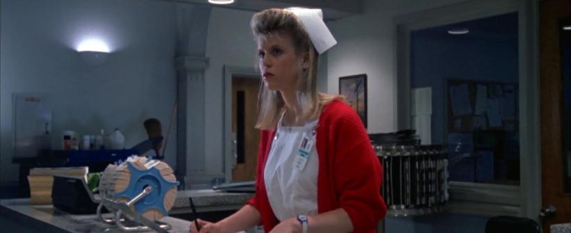 The Exorcist III - Clip: enfermera haciendo su ronda