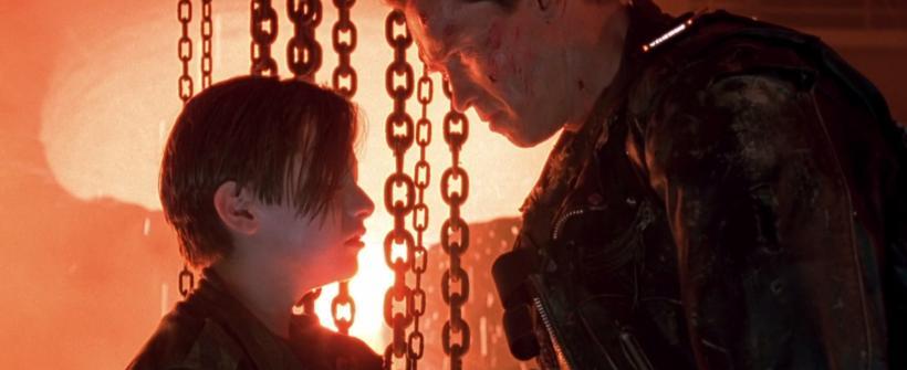 Terminator 2: El Juicio Final - Final alternativo