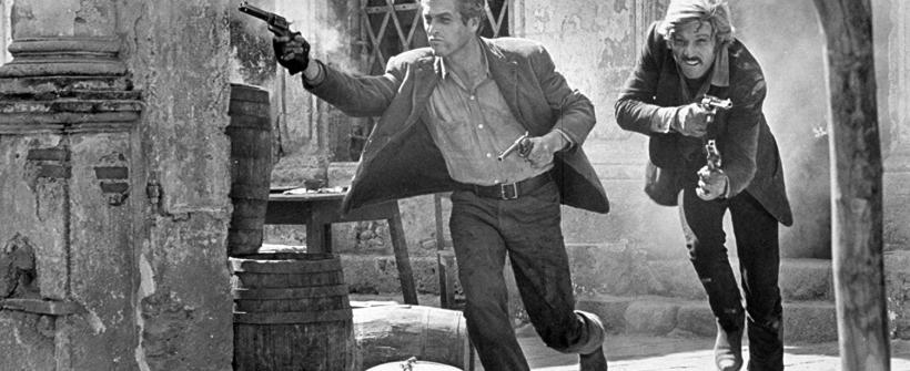 Butch Cassidy & Sundance Kid - Escena final