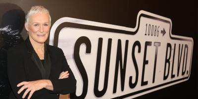Fans de Glenn Close creen que ganará el Óscar por el remake de Sunset Boulevard