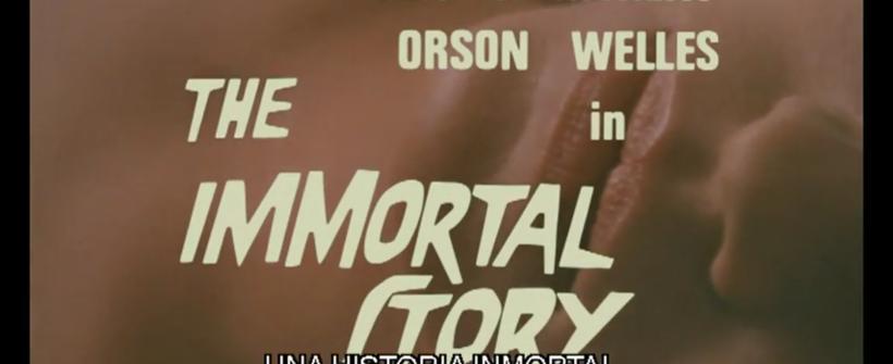 Una Historia Inmortal - Tráiler oficial