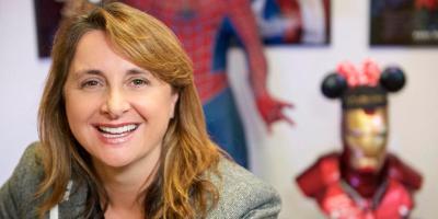 Victoria Alonso, vicepresidenta de Marvel: El mundo está listo para un superhéroe gay en el MCU