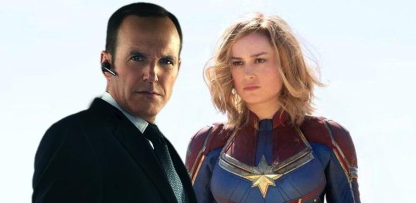 Clark Gregg arremete contra los haters de Capitana Marvel