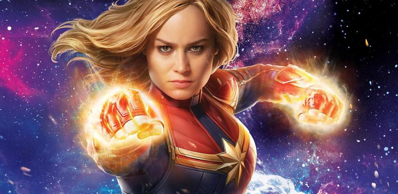 Capitana Marvel tiene el segundo mejor estreno del MCU y el sexto mejor estreno de todos los tiempos