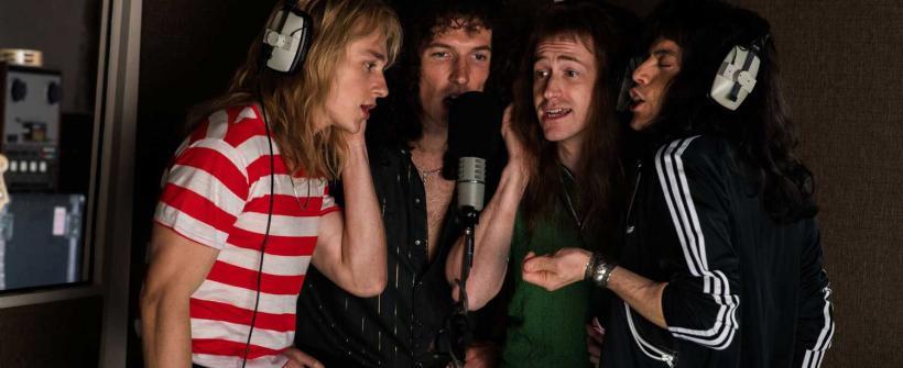 Bohemian Rhapsody | Queen conoce a John Reid