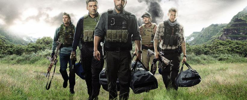 Triple Frontier | Tráiler oficial | Netflix
