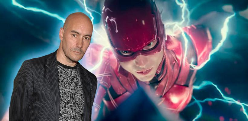 Ezra Miller escribirá el guión de The Flash con Grant Morrison para evitar que lo corran del papel
