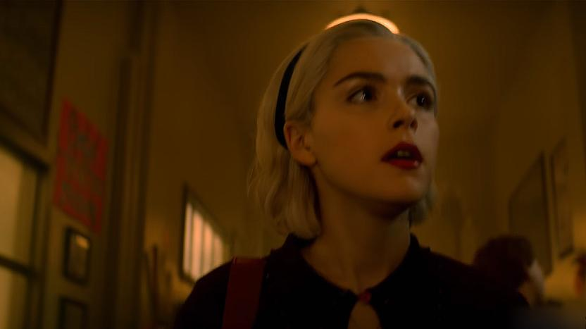 El mundo oculto de Sabrina: Parte 2 - Tráiler (subtitulado)