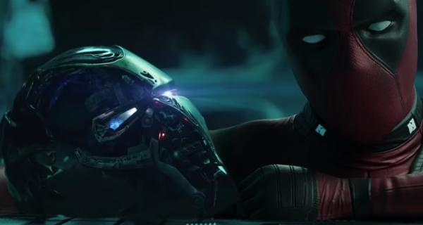 Deadpool invade el trailer de Avengers: Endgame