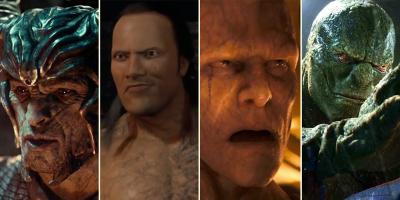 Los peores villanos de CGI del cine