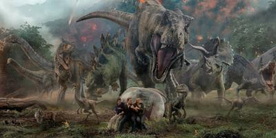 Netflix podría estar desarrollando una serie spin-off de Jurassic World
