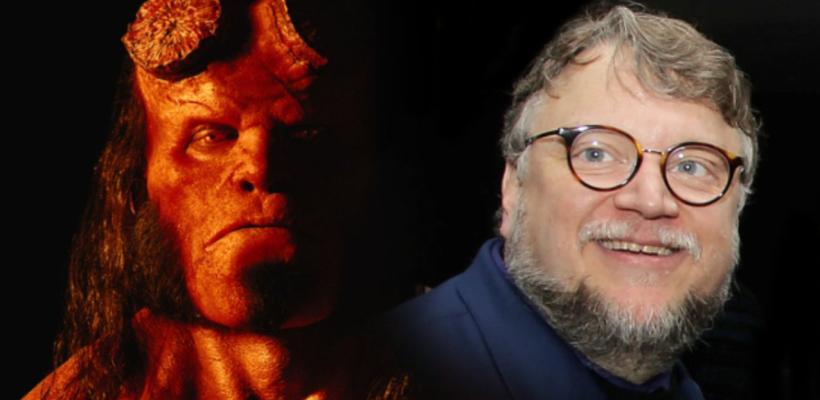 Hellboy: productor asegura que el reboot fue decisión de Guillermo del Toro