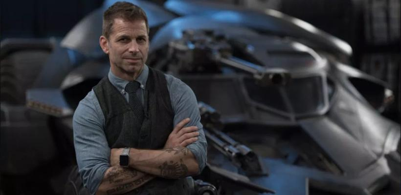 Zack Snyder reacciona a un fan que exige el Directors Cut de Liga de la Justicia