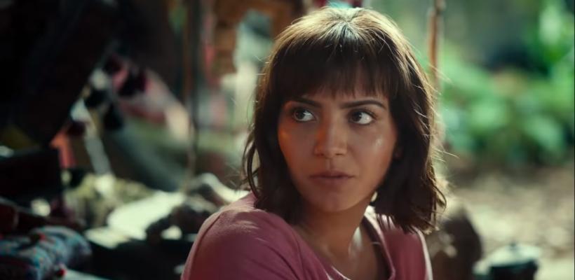 Dora y la Ciudad Perdida: reacciones encontradas al primer tráiler