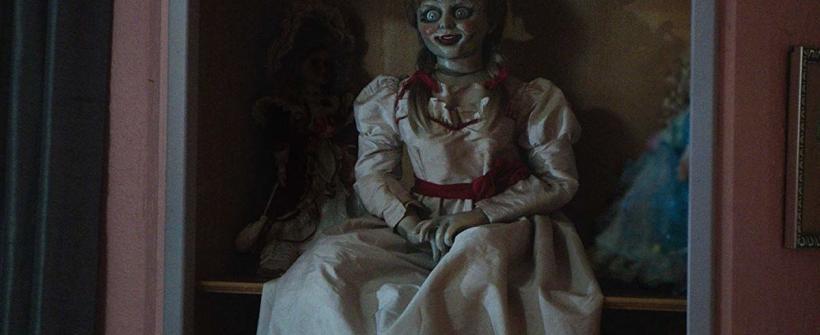 Annabelle Comes Home | Teaser tráiler