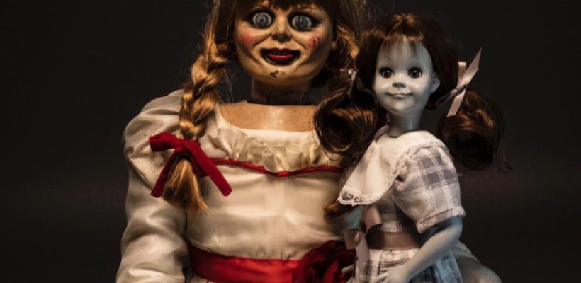 James Wan revela la primera imagen de Annabelle Comes Home