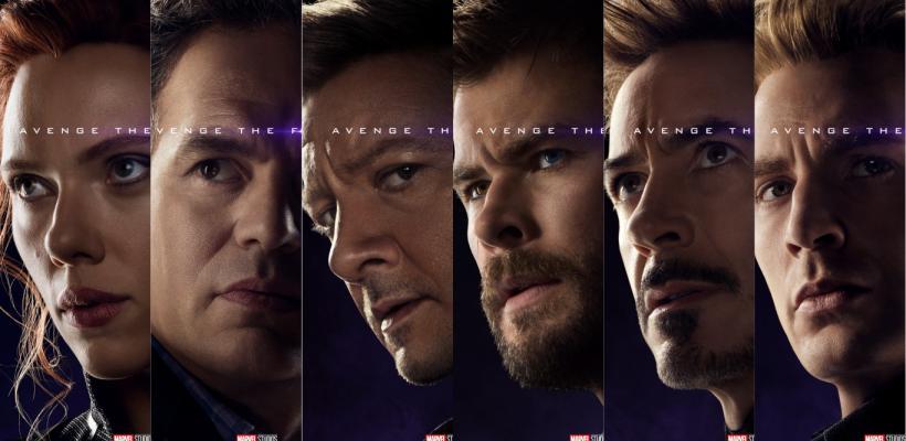 Avengers: Endgame   ¿Quiénes viven y quiénes mueren? Nuevos pósters lo revelan
