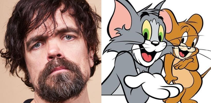 Peter Dinklage podría ser el protagonista del live action de Tom y Jerry