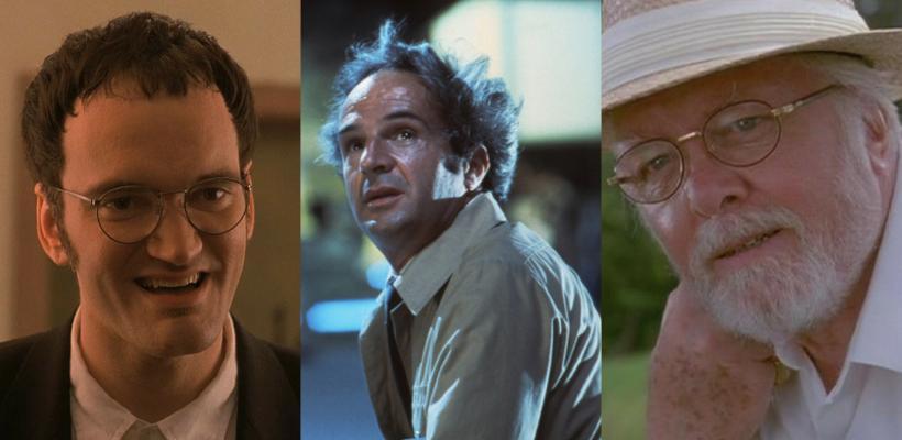 Directores de culto que han actuado en películas de otros