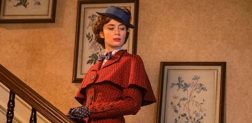 Mary Poppins podría defender a la comunidad LGBTQ en su próxima película