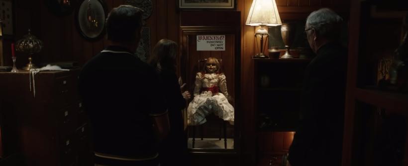Annabelle Comes Home - Tráiler oficial