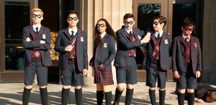 Netflix confirma que habrá segunda temporada de The Umbrella Academy
