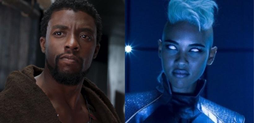 Dark Phoenix: Actriz que da vida a Storm no quiere romance con Pantera Negra, sino su propia película