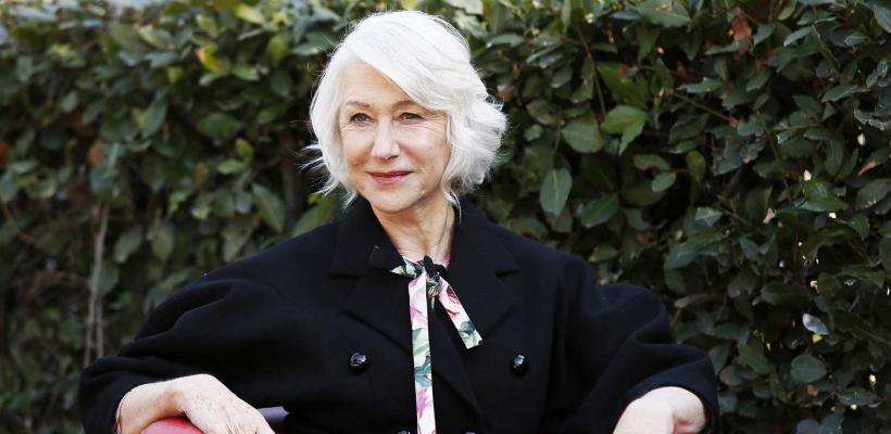 Cinema Con 2019: Helen Mirren insulta a Netflix por obtener nominaciones y premios de cine