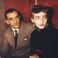 Maria Callas y Luchino Visconti en Maria por Callas (2017)