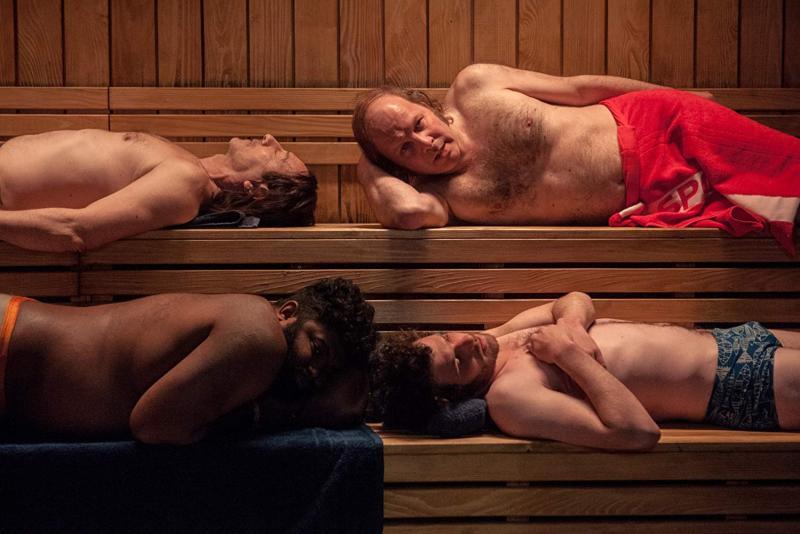 Hombres al Agua (2018)