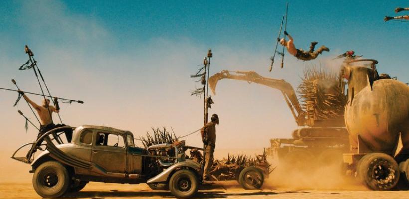 Edgar Wright dice que Mad Max: Furia en el Camino es la mejor película de acción de la historia